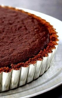 Torta cioccolato e miglio