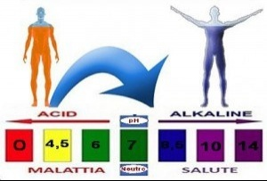 Equilibrio acido/basico