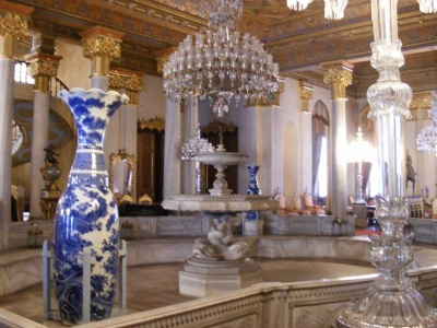 Palazzo Beylerbey a Istanbul: photo by Antonio Franco