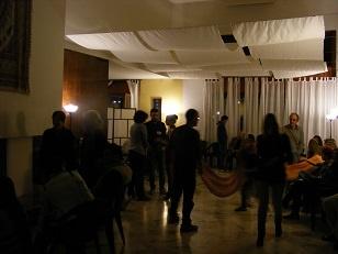 """Salone principale de """"La Città della Luce"""" di Turbigo"""