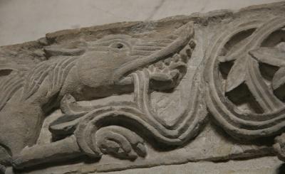 Chiesa di S. Ambrogio, particolare