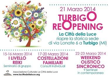 Volantino Turbigo Reopening