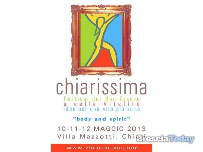 Chiarissima 2013: Festival del Ben-Essere e della Vitalita'