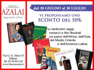 Promozione libreria Azalai