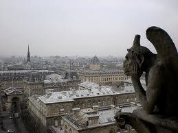 Un flaneur a Parigi