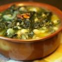 Ricette: minestrone al coccio
