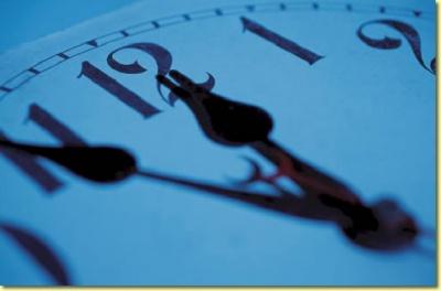 Non pensate al tempo…