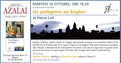 Conferenza: un pellegrino ad Ankgor
