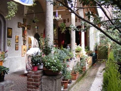 La chiesa di San Nicola al Lazzaretto