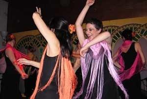 Saggio di flamenco