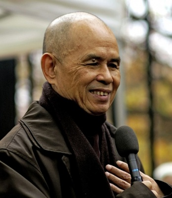 Thich Nhat Hanh ricevuto in Vaticano