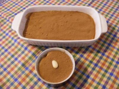 Ricette: tiramisu' vegetariano