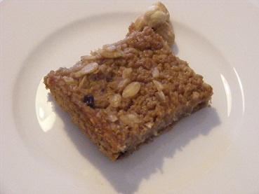 Ricette: torta di fiocchi e castagne